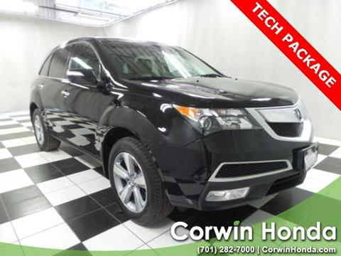 2012 Acura MDX for sale in Fargo, ND