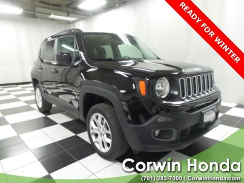 2016 Jeep Renegade for sale in Fargo, ND