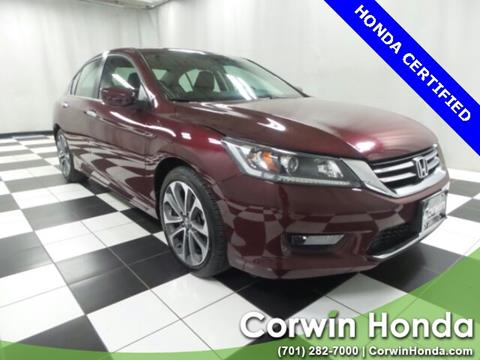 2015 Honda Accord for sale in Fargo, ND