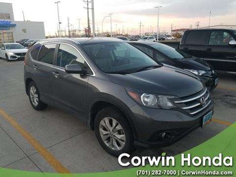 2013 Honda CR-V for sale in Fargo, ND