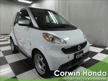 2014 Smart fortwo for sale in Fargo, ND