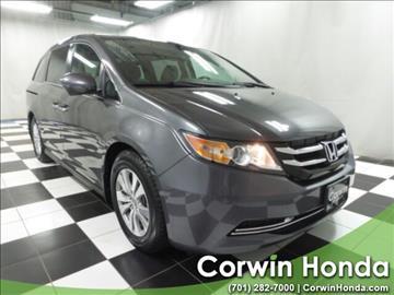 2014 Honda Odyssey for sale in Fargo, ND
