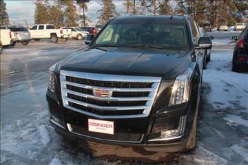 2017 Cadillac Escalade Esv For Sale