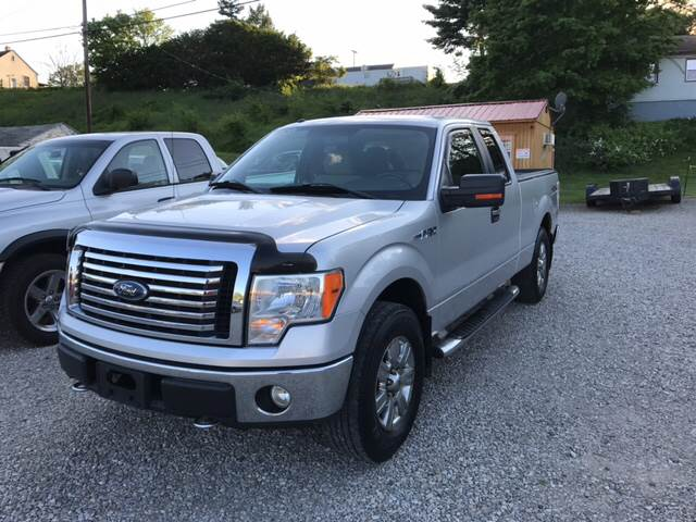 2010 Ford F-150 4x4 FX4 4dr SuperCab Styleside 6.5 ft. SB - Zanesville OH