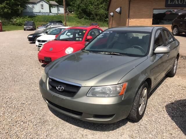 2008 Hyundai Sonata GLS 4dr Sedan - Zanesville OH