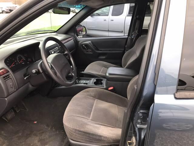 2000 Jeep Grand Cherokee 4dr Laredo 4WD SUV - Zanesville OH