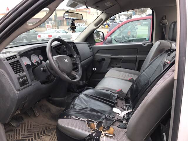 2007 Dodge Ram Pickup 2500 4x2 SLT 2dr Regular Cab LB - Zanesville OH