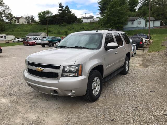 2007 Chevrolet Tahoe LT 4dr SUV 4WD - Zanesville OH