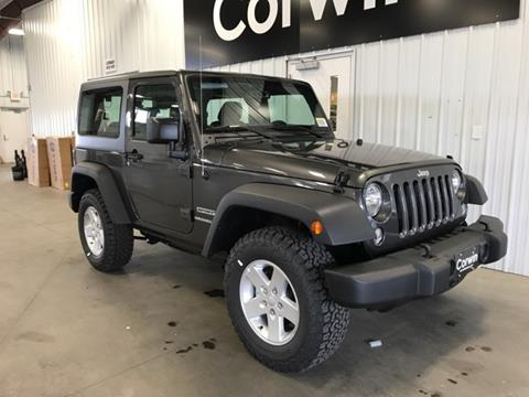 2017 Jeep Wrangler for sale in Fargo, ND