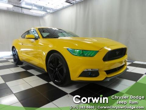2015 Ford Mustang for sale in Fargo, ND
