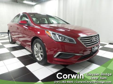 2016 Hyundai Sonata for sale in Fargo, ND