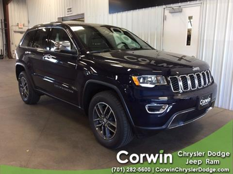 2018 Jeep Grand Cherokee for sale in Fargo, ND