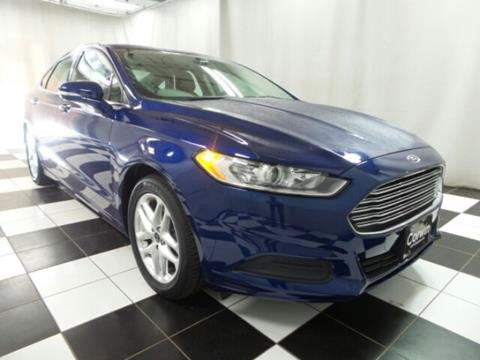 2013 Ford Fusion for sale in Fargo, ND