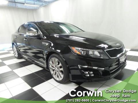 2014 Kia Optima for sale in Fargo, ND