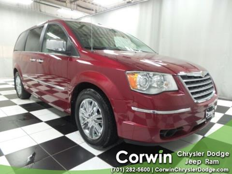 2010 Chrysler Town and Country for sale in Fargo, ND