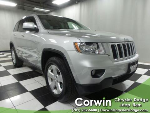 2012 Jeep Grand Cherokee for sale in Fargo, ND