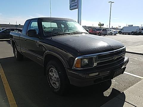 1997 Chevrolet S-10 for sale in Fargo, ND