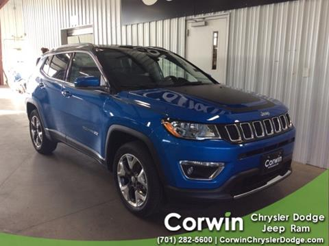 2018 Jeep Compass for sale in Fargo, ND