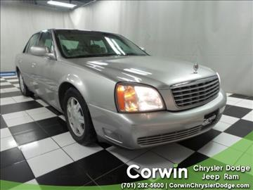 2005 Cadillac DeVille for sale in Fargo, ND