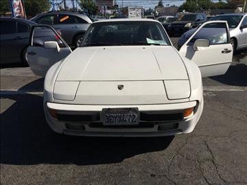 1988 Porsche 944 for sale in Modesto, CA