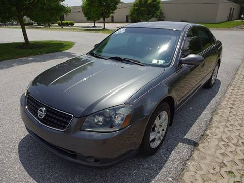 2006 Nissan Altima for sale in West Chester, PA