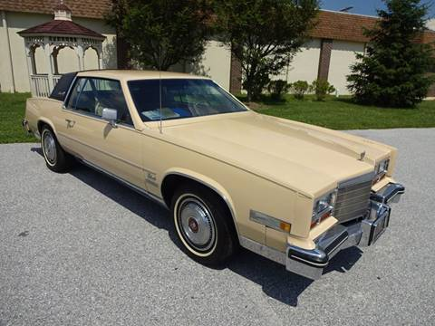1982 Cadillac Eldorado for sale in West Chester, PA