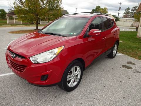 2012 Hyundai Tucson for sale in West Chester, PA