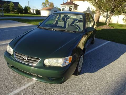 2001 Toyota Corolla for sale in West Chester, PA