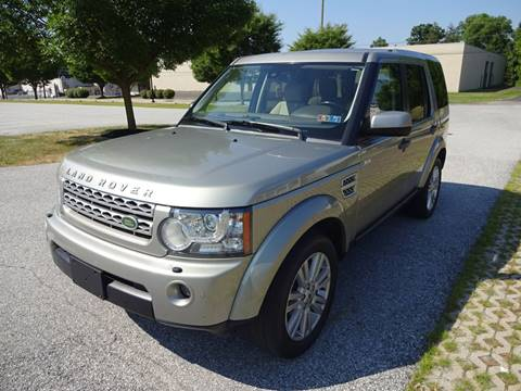 2010 Land Rover LR4 for sale in West Chester, PA
