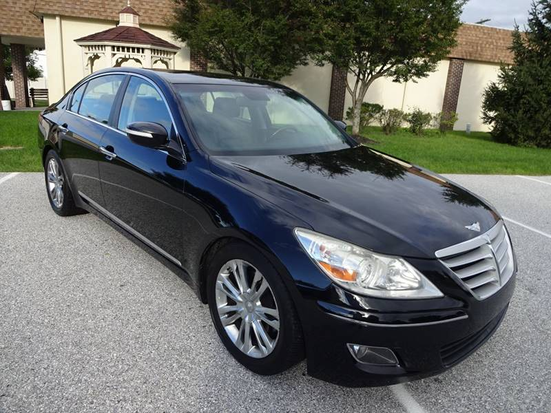 2009 Hyundai Genesis 4.6L V8 4dr Sedan   West Chester PA
