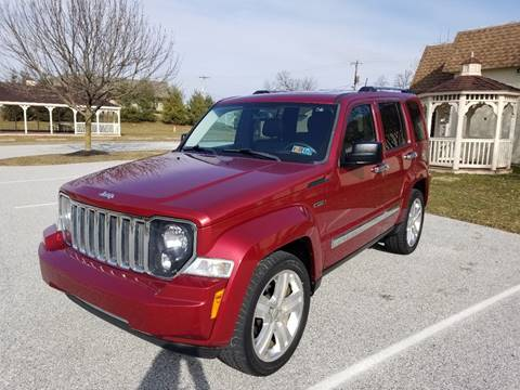 2012 Jeep Liberty for sale in West Chester, PA