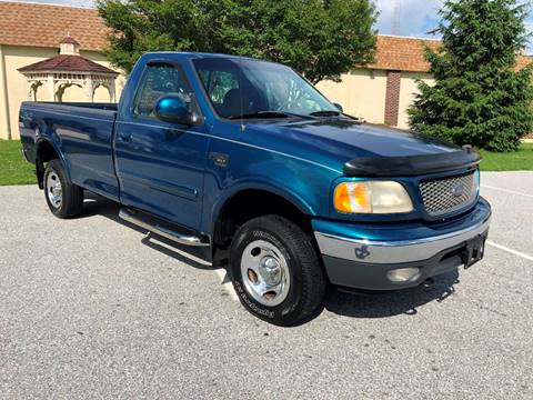 2001 Ford F-150 for sale in West Chester, PA