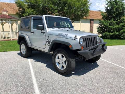 2008 Jeep Wrangler for sale in West Chester, PA