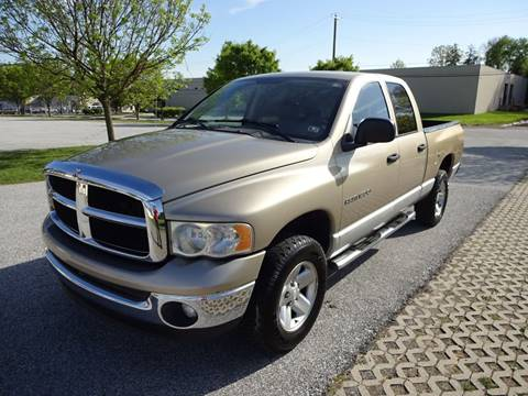 2004 Dodge Ram Pickup 1500 for sale in West Chester, PA