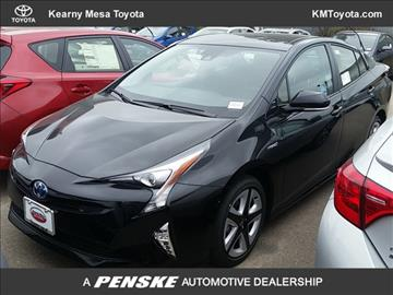 2017 Toyota Prius for sale in San Diego, CA