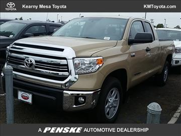2017 Toyota Tundra for sale in San Diego, CA