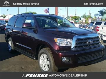2017 Toyota Sequoia for sale in San Diego, CA