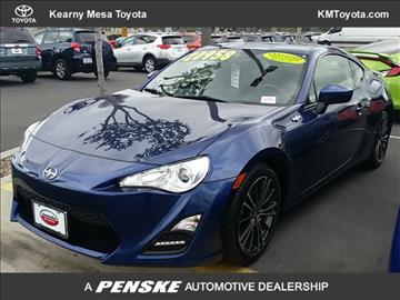 2015 Scion FR-S for sale in San Diego, CA