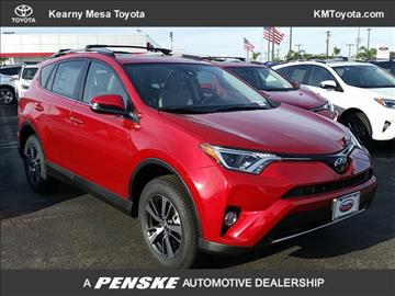 2017 Toyota RAV4 for sale in San Diego, CA