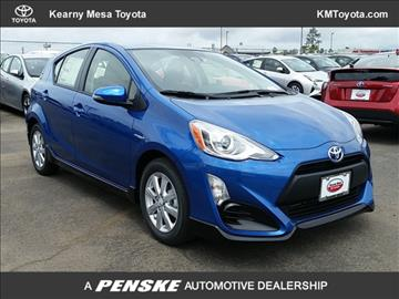 2017 Toyota Prius c for sale in San Diego, CA