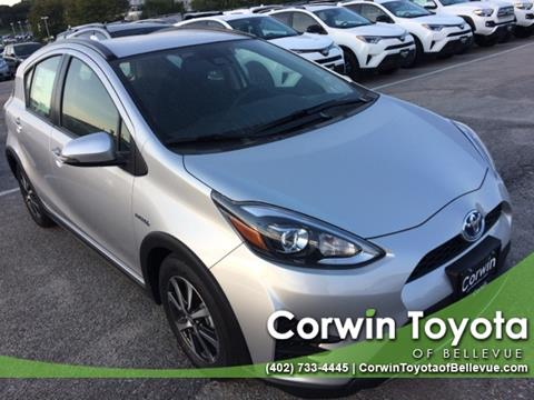 2018 Toyota Prius c for sale in Bellevue, NE