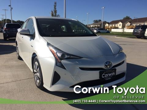 2017 Toyota Prius for sale in Bellevue, NE