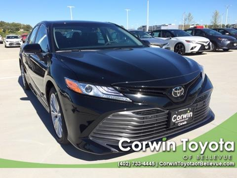 2018 Toyota Camry for sale in Bellevue, NE