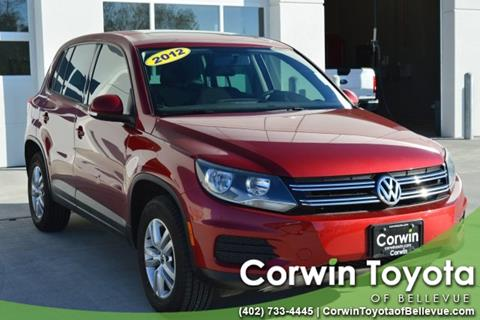2012 Volkswagen Tiguan for sale in Bellevue, NE