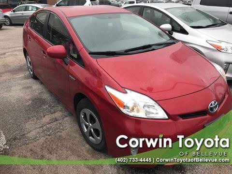 2014 Toyota Prius for sale in Bellevue, NE