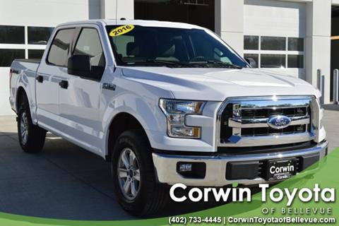2016 Ford F-150 for sale in Bellevue, NE