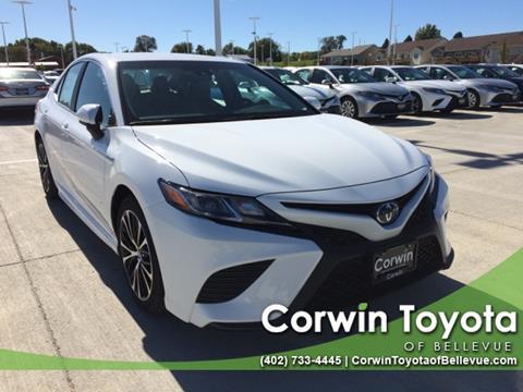 2018 Toyota Camry Hybrid for sale in Bellevue, NE
