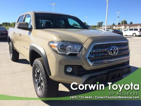 2017 Toyota Tacoma for sale in Bellevue, NE