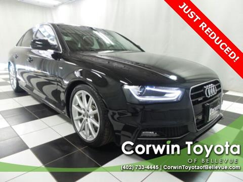 2016 Audi A4 for sale in Bellevue, NE