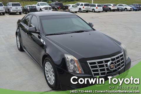 2012 Cadillac CTS for sale in Bellevue, NE